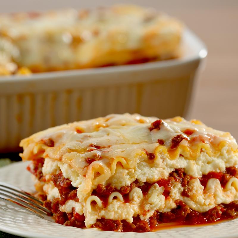 Cheesy Classic Lasagna Recipe Dragone Cheese